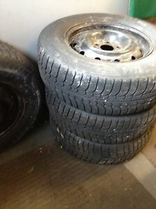 Winter Snow Tires with Rims