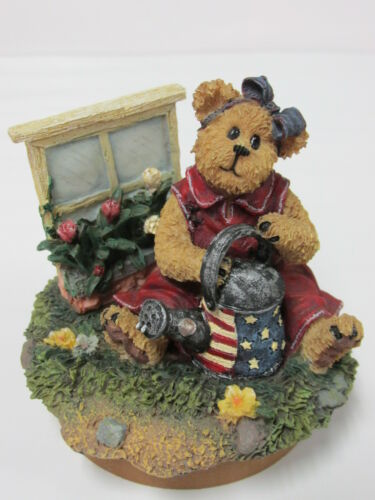 """Boyds #651228-1 LARGE Candle Topper """"Abigail...Country Pride"""" * Brand New in Box"""