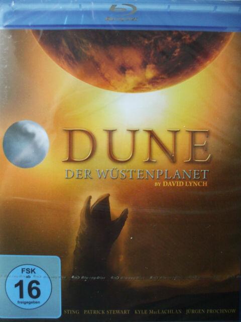 Dune - Der Wüstenplanet - Sting, Lynch, Wüste, Würmer, Krieg auf Arrakis, Kult