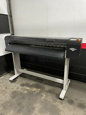 Mutoh Valuejet Vj-1204as 1204 As Eco Solvent Wide Large Format Printer