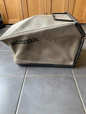 Honda Lawn Mower Grass Collection Box Bag