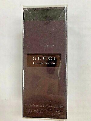 Gucci Eau de Parfume 1 oz Spray OLD DISCONTINUE FOR WOMEN 100% AUTHENTIC VINTAGE