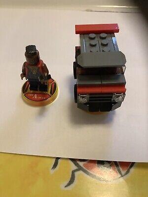 Lego Dimensions A Team B.A. Fun Pack  Checked Working
