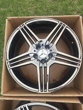 "19"" Mercedes Wheels/Rims - AMG Style Stagger Pattern Wilston Brisbane North West Preview"