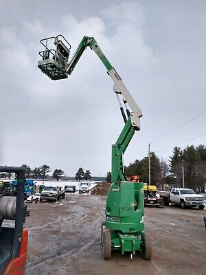 2011 Jlg E300ajp 30 Articulating Boom Lift Aerial Manlift Platform Jib