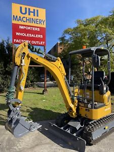 EOFY SALE! 2021 UHI XU20 2.0T MINI EXCAVATOR IS ON SALE, KOBUTA ENGINE, FREE 5 ATTACHMENTS Chipping Norton Liverpool Area Preview
