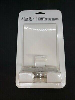 Martha Stewart Wall Manager Smart Phone Holder New