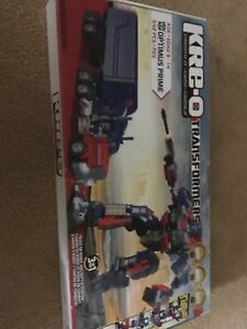 LEGO Optimus prime instructions and prices included