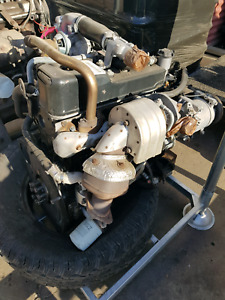 Holden rodeo 4jh1 upgraded turbo | Engine, Engine Parts