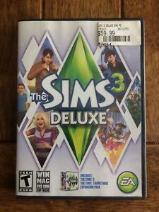 Sims 3 Deluxe PC