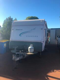 Jayco expanda family Caravan for sale Boulder Kalgoorlie Area Preview