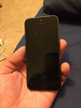 Iphone 5' 16 GB Black Fawkner Moreland Area Preview
