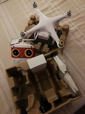 dji Phantom Drone /      BATTERY **NOT** INCLUDED