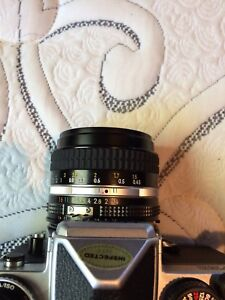 Nikon 4000 camera