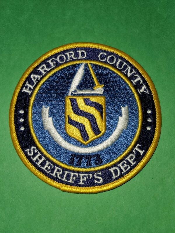 Harford County Police Patch (Sheriff