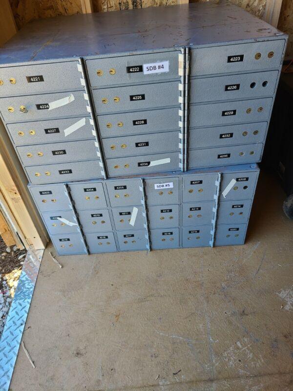bank safety deposit boxes