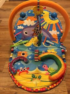 Lamaze Sit Up and See Gym (0m+) Baby Chair/Mat
