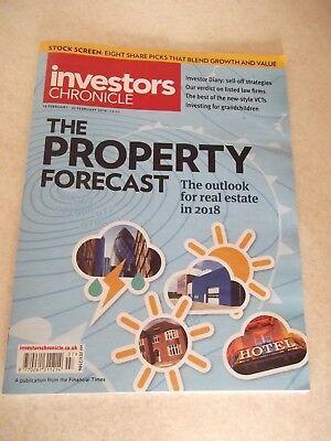 Investors Chronicle. 16-22  February 2018