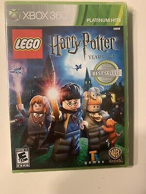 LEGO Harry Potter: Years 1-4 Xbox 360 [Brand New]