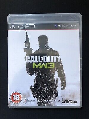 Used, Call Of Duty: Modern Warefare 3 game for PS3 for sale  Shipping to Nigeria