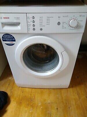 Bosch Classixx6 Varioperfect washing machine used