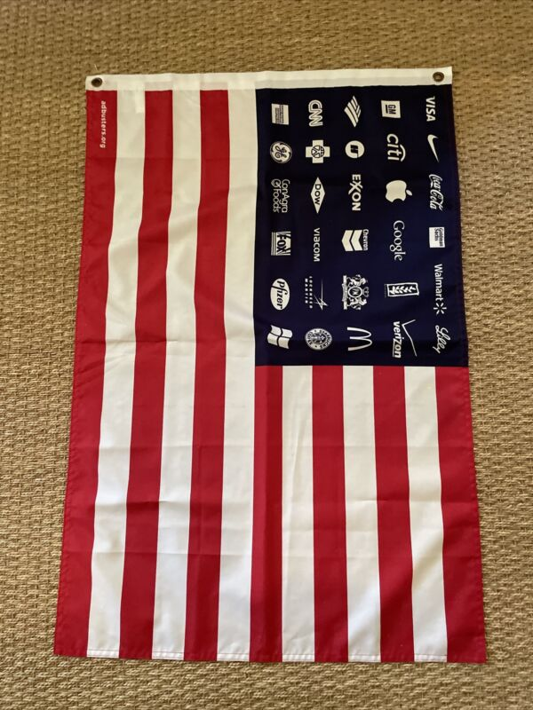 Adbusters.org United States, Inc. Flag