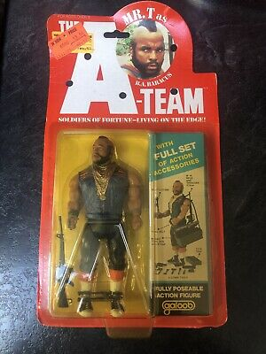 vintage galoob a-team