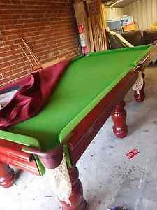 8x4 Slate Pool/Billiards/Snooker Table Carrum Downs Frankston Area Preview
