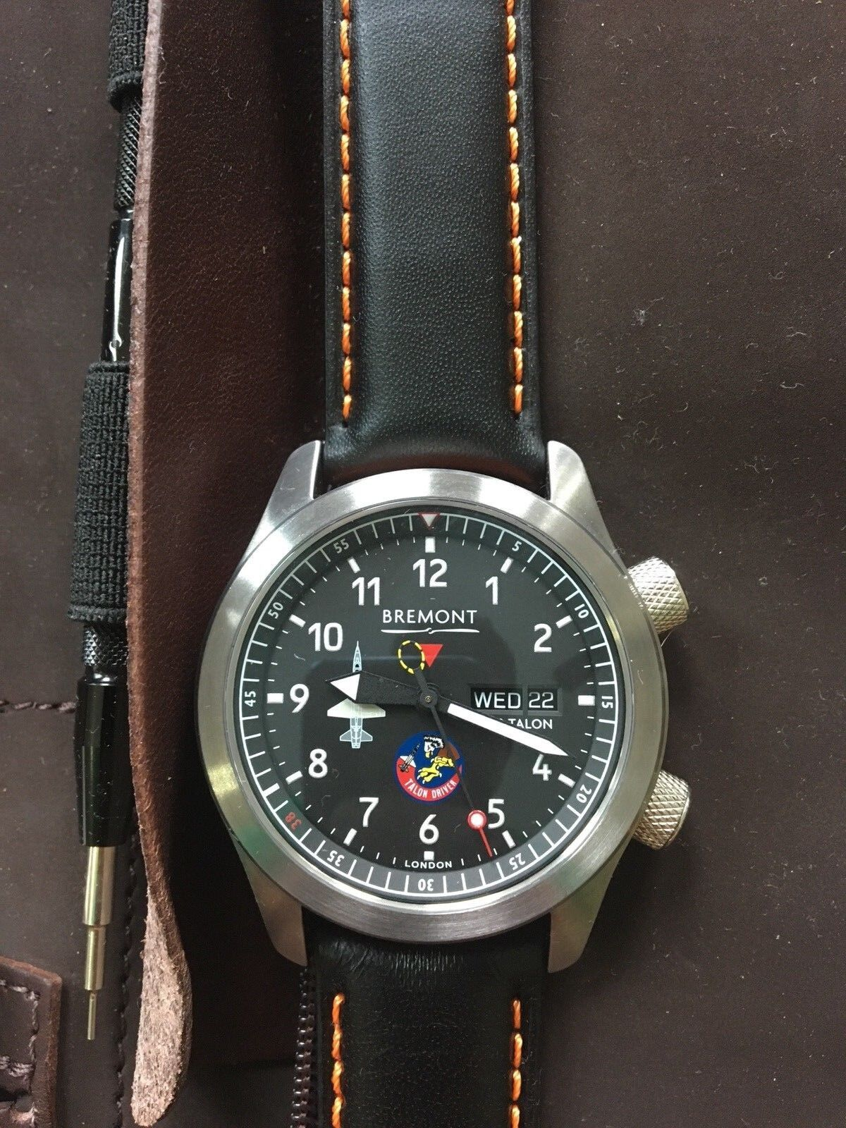 Bremont MBII MB-2 T-38 Special Edition - watch picture 1