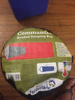 Sleeping bag St Kilda Port Phillip Preview
