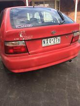 1995 Toyota Corolla Hatchback Rowville Knox Area Preview
