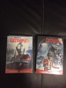 Ultraman Dvd
