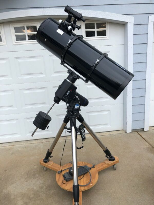 """Orion 10"""" f/3.9 Newtonian Astrograph with Orion Atlas EQ-G Equatorial Mount"""