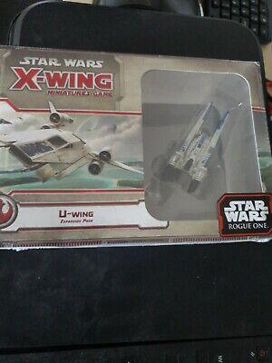 Star Wars X-Wing BNIB U-Wing Expansion Pack