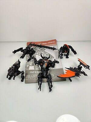 Transformers The Last Knight Infernocus