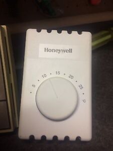 Honeywell Analog Thermostat