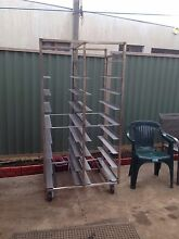 Stain steels rack trays Penshurst Hurstville Area Preview