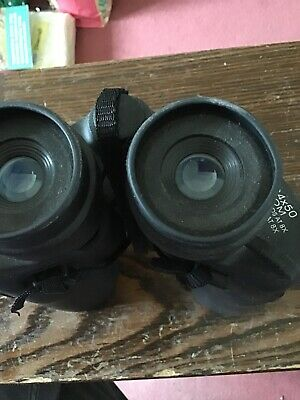 2 X Pair Of binoculars used