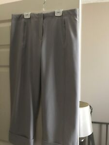 Grey office style pants