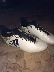 Adidas men's X 16.3 firm ground cleats
