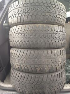 4-215/60R16 Minerva winter tires