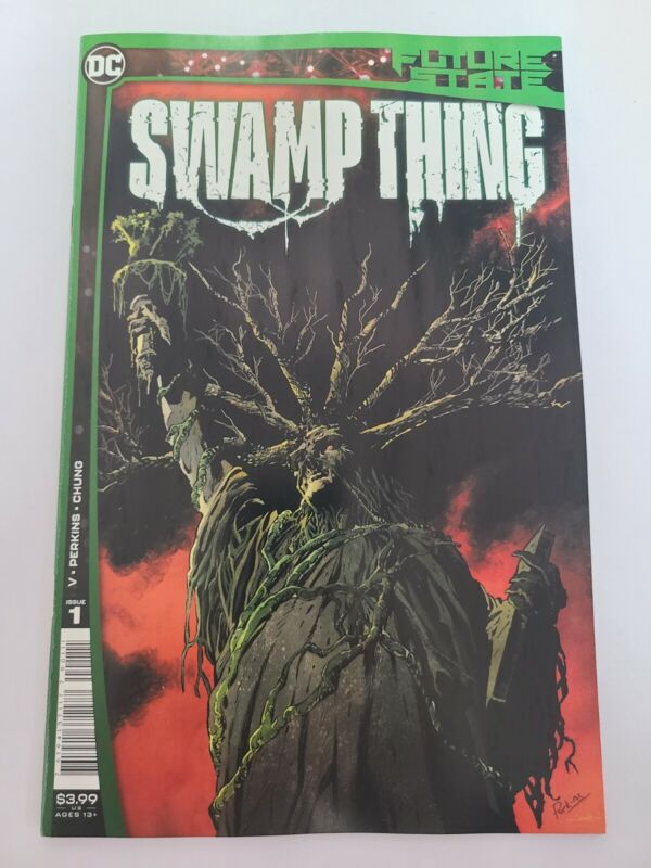 Future State Swamp Thing #1 Cover A NM Unread