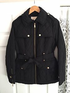 New Michael Kors women's quilted jacket coat Size s, UK8/10 Inglewood Stirling Area Preview