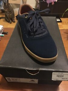 Never used Emerica size 11.5