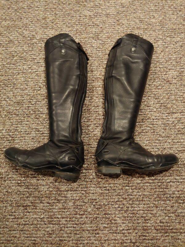 Ariat Volant S Tall Boots, Black, Size 8, Medium Height