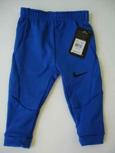 NWT Boy Size 18 months - Nike Therma Jogger Pants in Blue