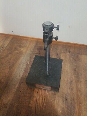 Enco Granite-chek Comparator Stand Model No. 625-8510
