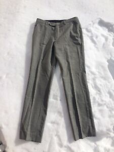 New Men's 100% wool pants (size 32 waist)