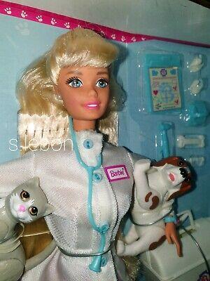 Barbie pet doctor veterinaria 14603 1996