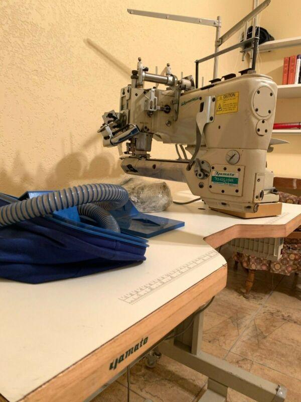 Flat lock/ Flat seamer/ Flatlock Yamato FD-62G Sewing machine